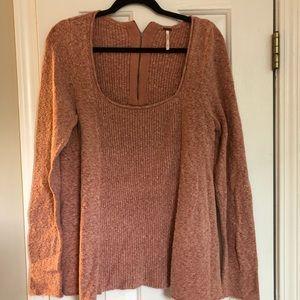Free People sweater, size L, EUC